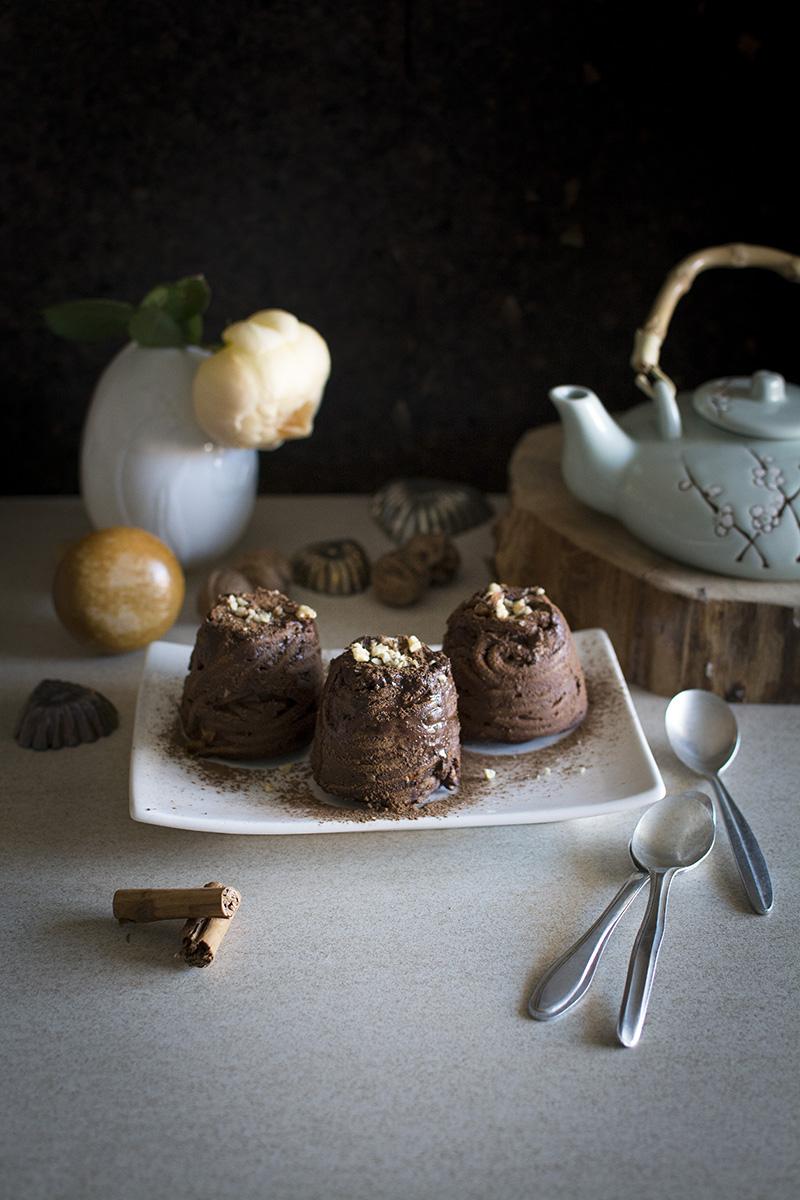 lombrichelli al cioccolato