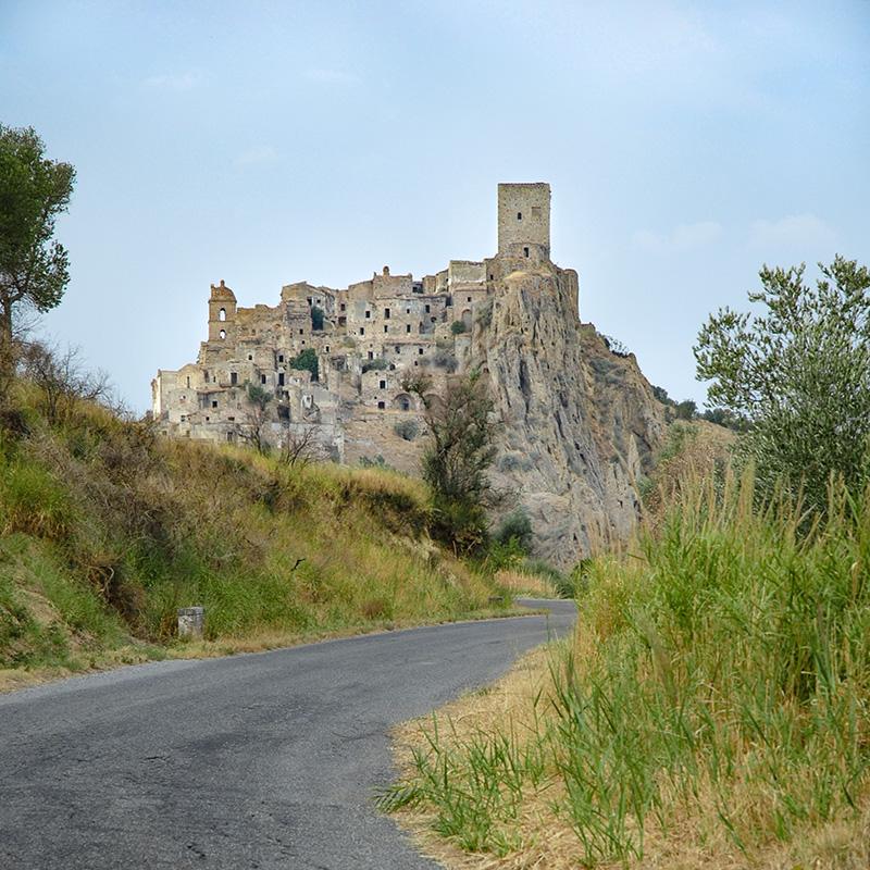 craco città fantasma Basilicata