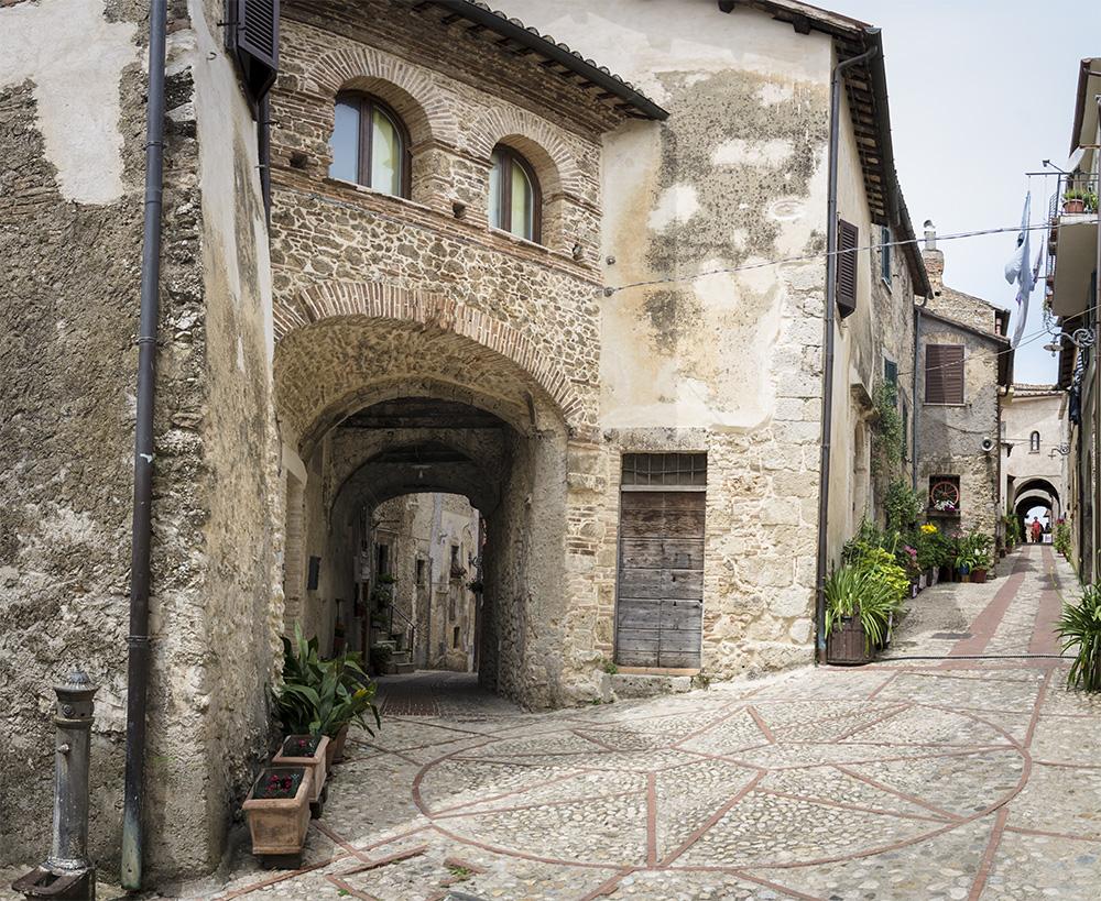 Castelnuovo vicoli