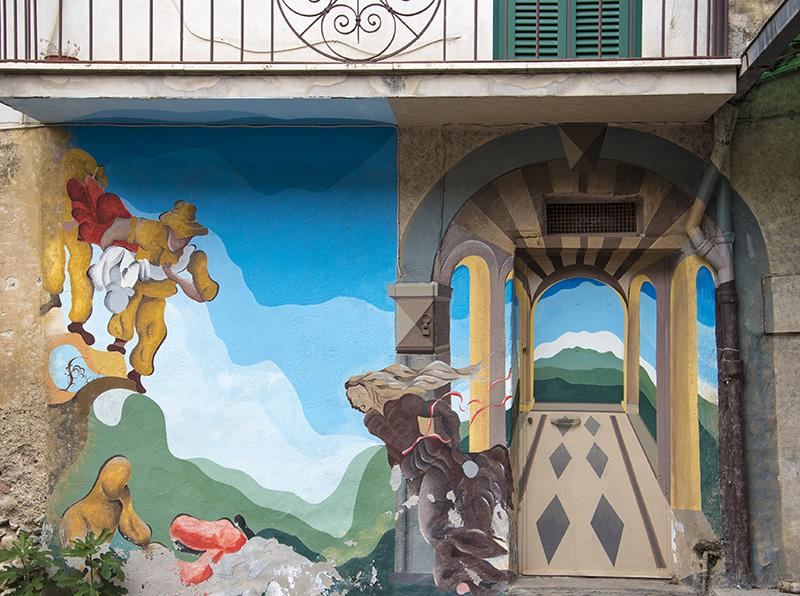 Montopoli murales