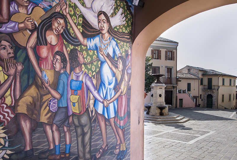 Murales Montopoli