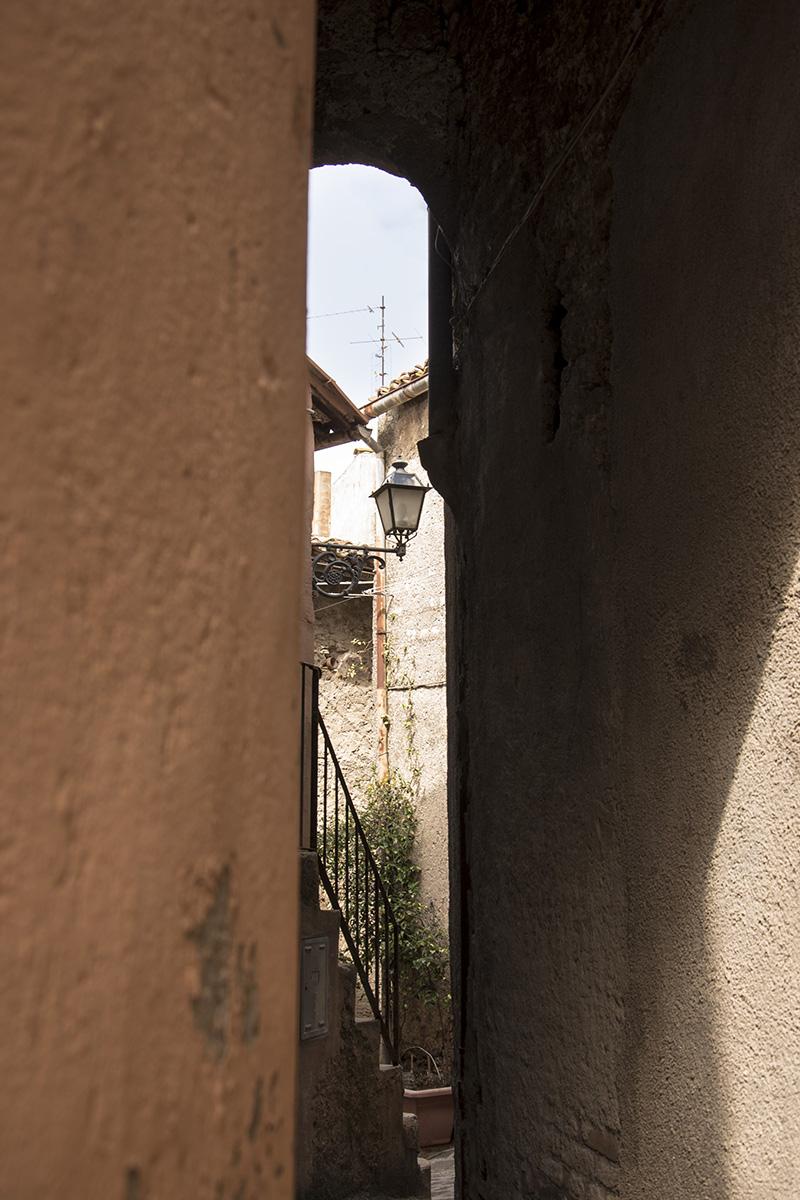 vicolo baciadonne Montopoli