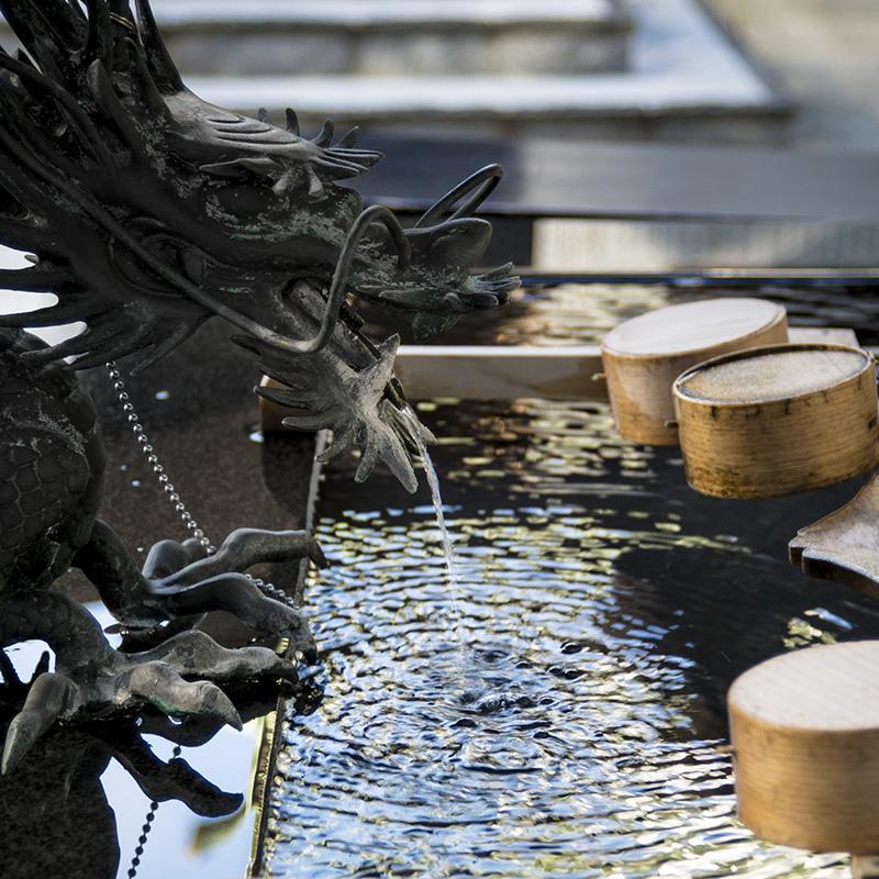 Viaggio in Giappone tempio Shintoista