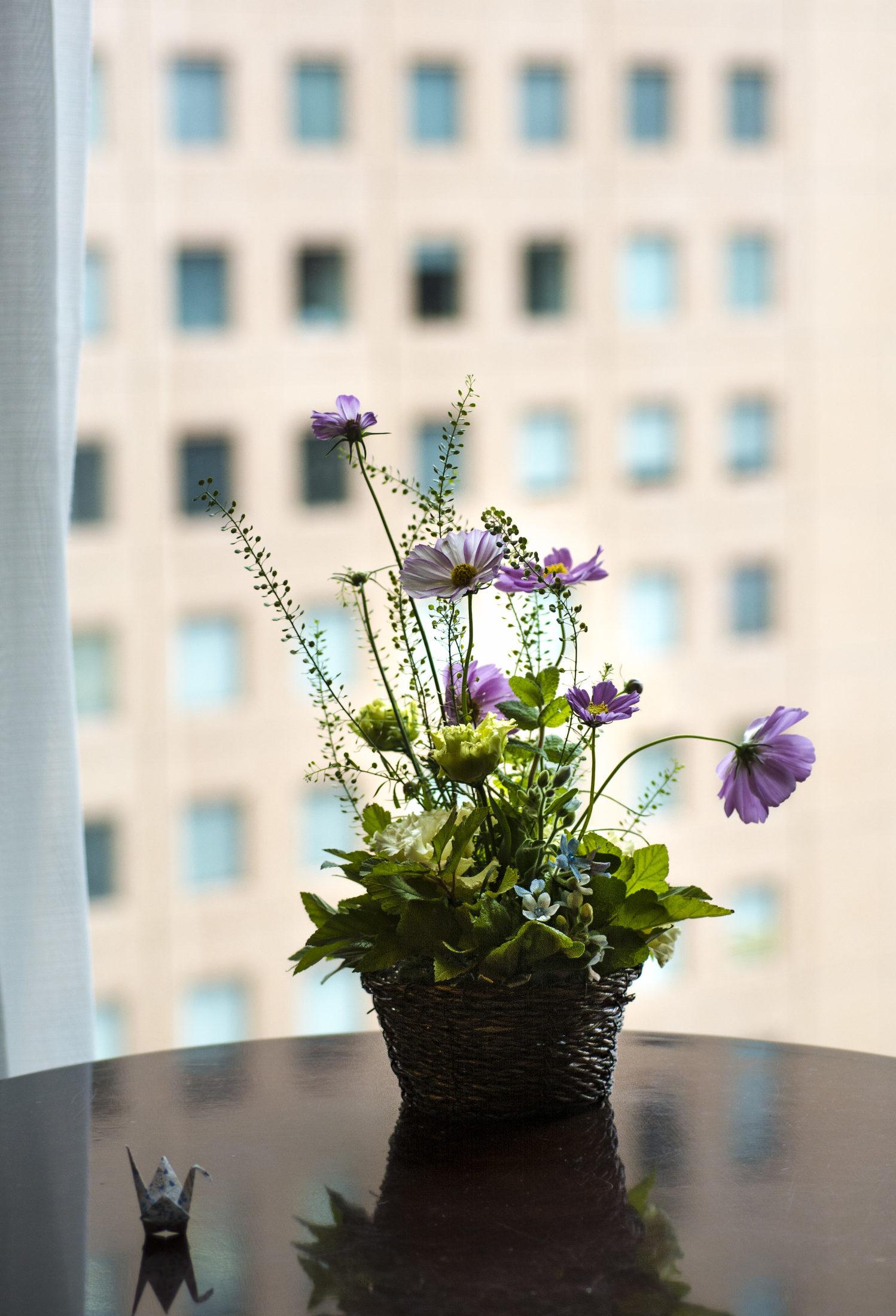 Giappone composizione fiori