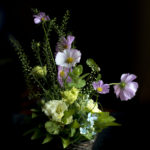 Viaggio Giappone composizione fiori