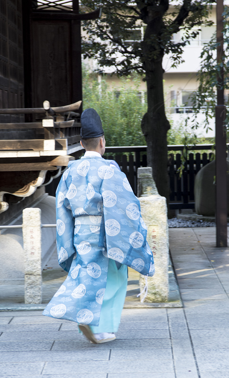 Viaggio Giappone kimono